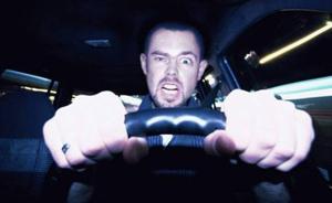 водитель агрессия