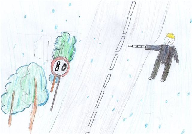 рисунок гаи 6