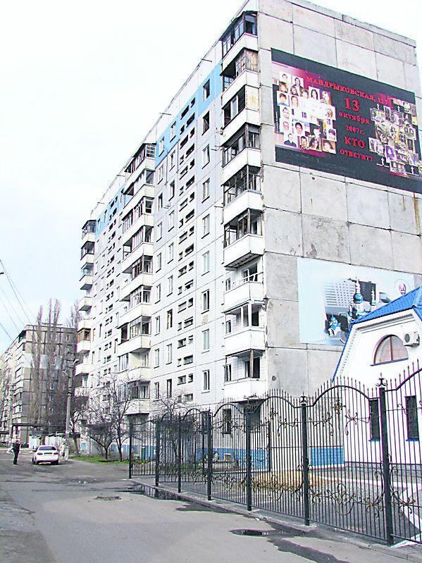 мандрыковская