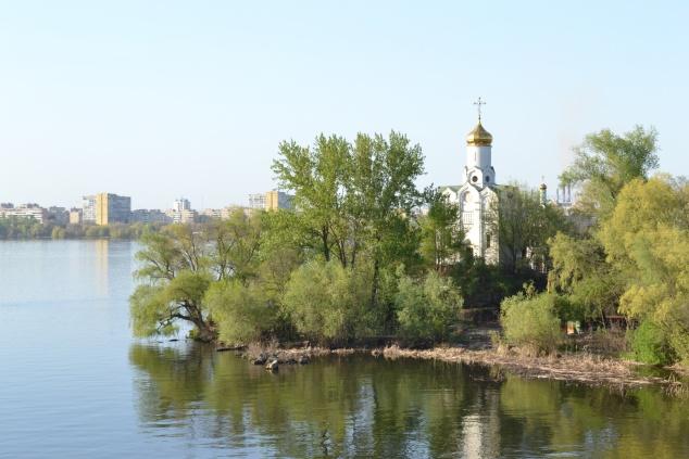 монастырский остров