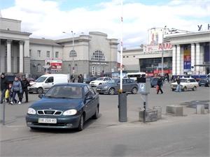 парковка вокзал
