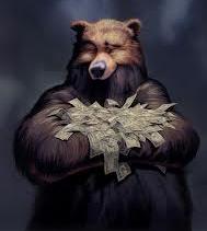 Взять на лапу медведь