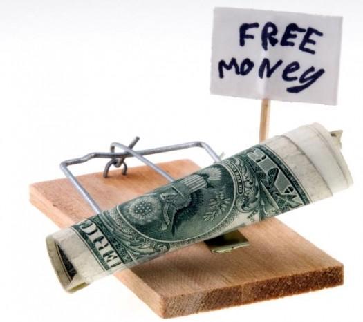 деньги мышеловка