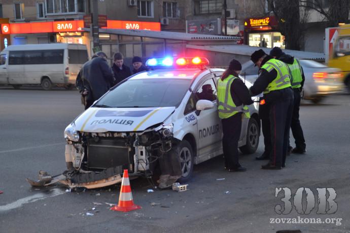 Полиция ДТП-